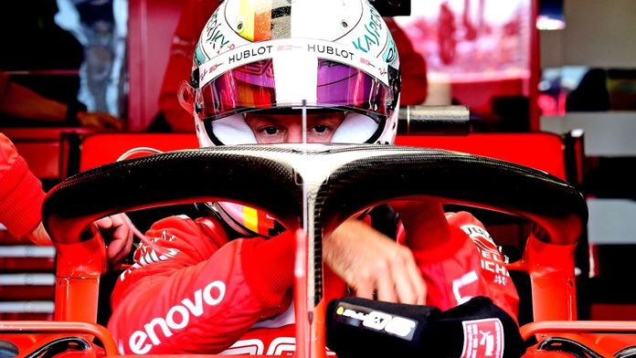 Sebastian Vettel quittera Ferrari à la fin de la saison 2020