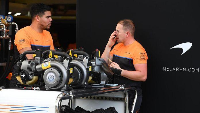 McLaren va licencier 1200 personnes