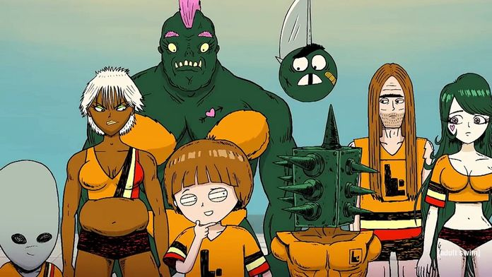 Ballmastrz: 9009, la série animée qui croise Mad Max avec Olive et Tom