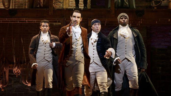 La Comédie Musicale Hamilton arrive le 3 juillet sur DISNEY+