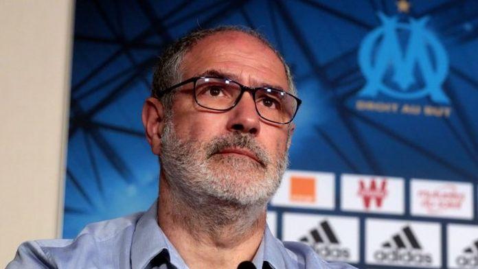 Départ de son directeur sportif, l'Espagnol Andoni Zubizarreta