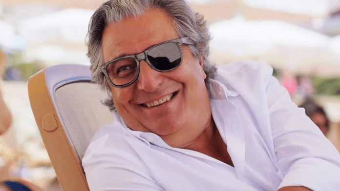 Christian Clavier s'éclate à Ibiza