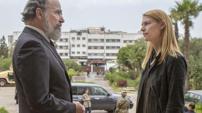 Homeland : un final haletant pour Carrie et Saul