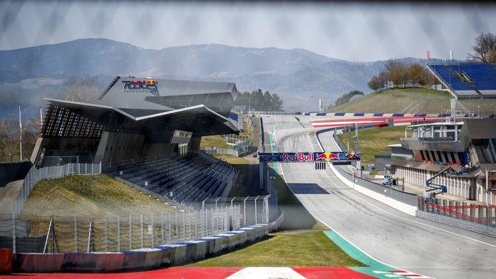 Le plan pour 2 GP d'Autriche approuvé par le gouvernement