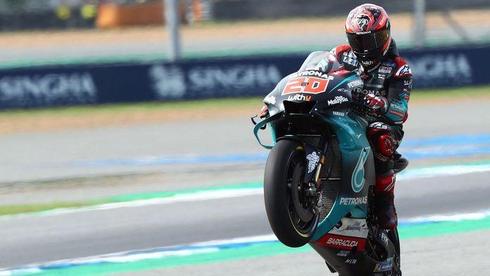 Le recrutement rapide de Quartararo, autre signe du renouveau Yamaha