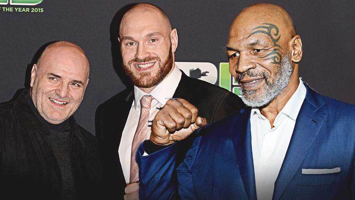 Tyson contre Tyson ?