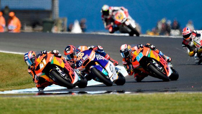 Le MotoGP annule Silverstone et Phillip Island