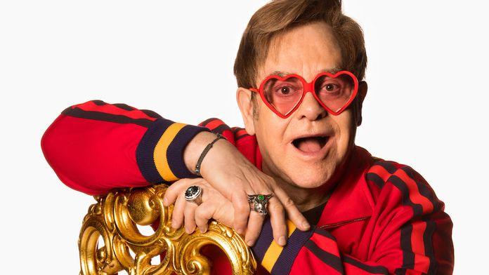 Elton John : Non censuré. Derrière les paillettes, la vraie vie d'Elton John