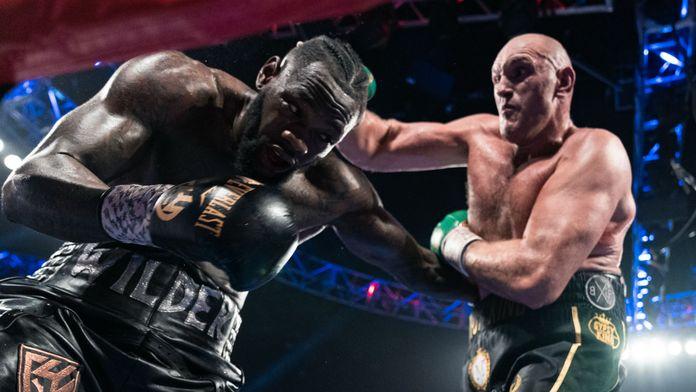 """""""Il sera beaucoup plus dangereux"""" : Tyson Fury se méfie de Deontay Wilder"""