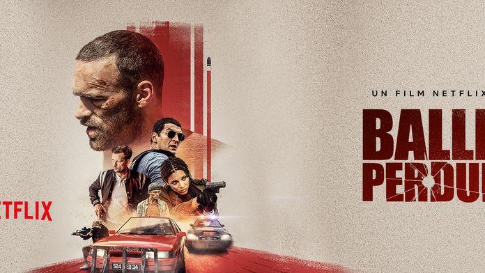Balle perdue, un film Netflix d'action à la française