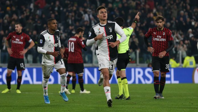 AC Milan - Juventus. Spektakl w piłkarskiej La Scali