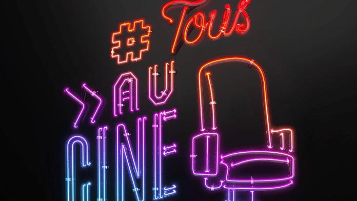 Pour la réouverture des salles la FNCF dévoile sa nouvelle campagne #TousAuCinema