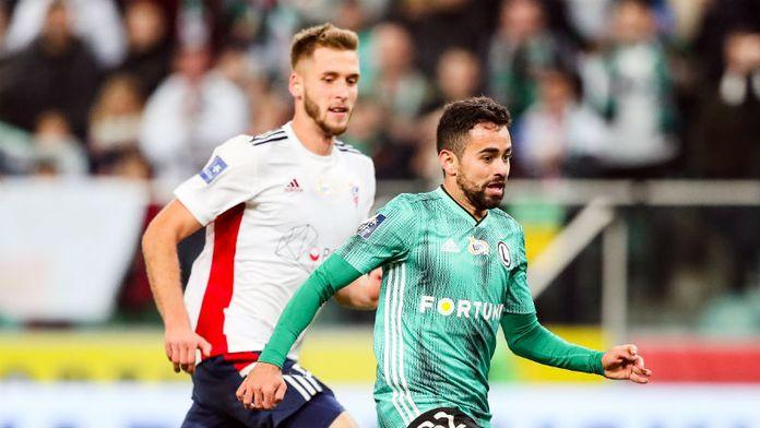 Ligowy klasyk w ostatniej kolejce sezonu zasadniczego Ekstraklasy