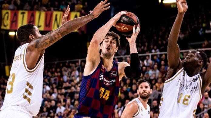 Finałowe zmagania w hiszpańskiej lidze koszykówki - ACB