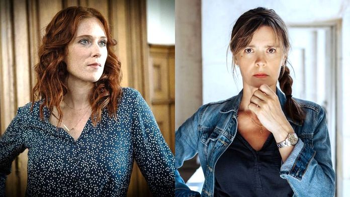 Engrenages : Laure Berthaud et Joséphine Karlsson, les meilleures ennemies