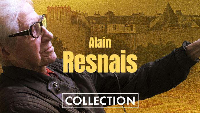 A l'écoute d'Alain Resnais sur Ciné+