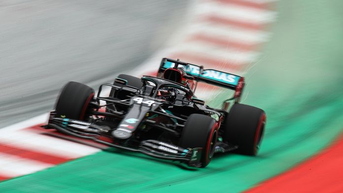 Formule 1 : C'est parti !