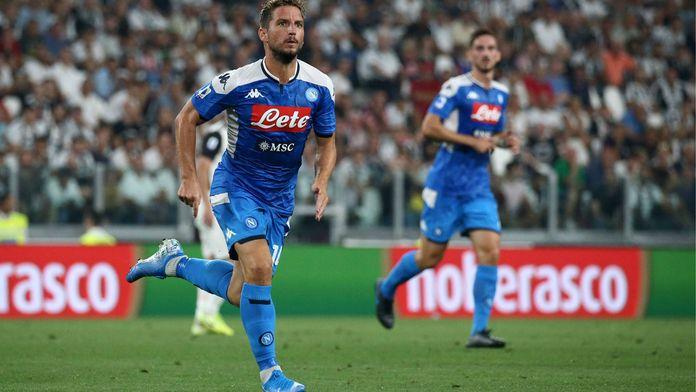 Napoli kontra Roma, czyli Derby del Sole