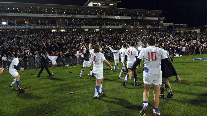 Week-end rugby sur les antennes de CANAL+