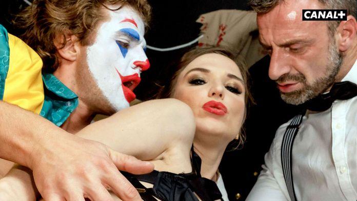 Jacky, le remake porno du Joker: une tragédie burnesque