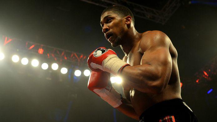 """Joshua : """"Le combat que je veux est Tyson Fury"""""""