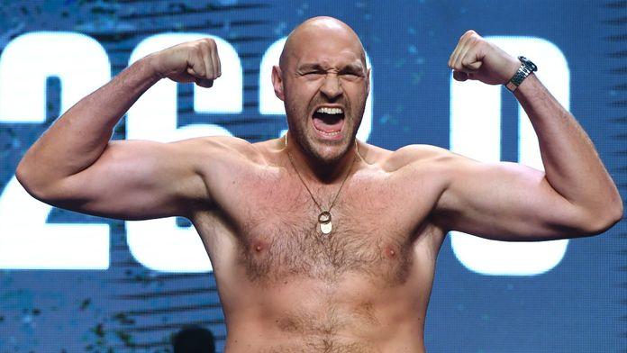 Tyson Fury a confié qu'aucun ancien champion du monde de boxe n'aurait pu le battre.