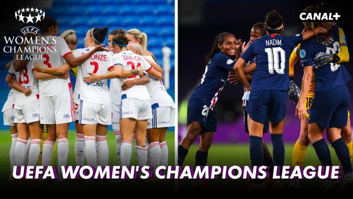 UEFA WOMEN'S CHAMPIONS LEAGUE 1/2 FINALES ET FINALE