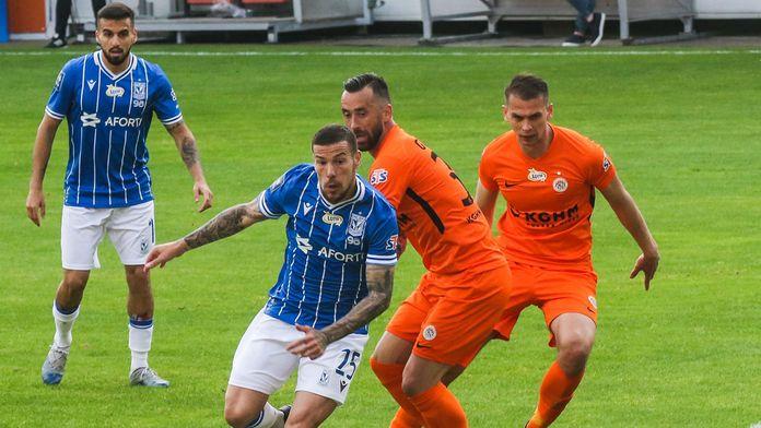 Pierwszy mecz nowego sezonu Ekstraklasy: KGHM Zagłębie - Lech Poznań