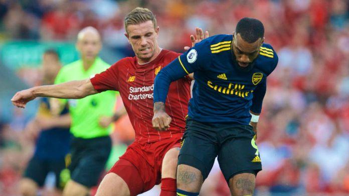 Tarcza Wspólnoty: Arsenal - Liverpool