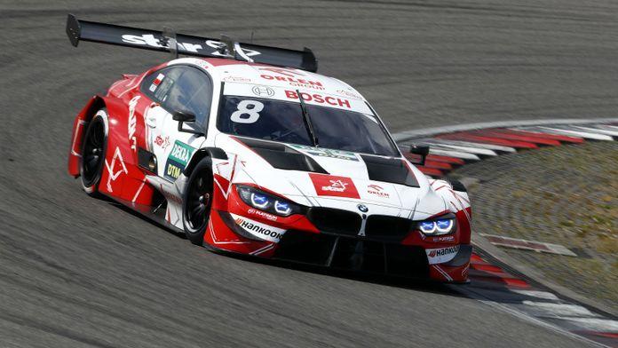 DTM Lausitzring: kolejne starcie