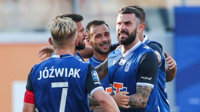 W walce o pierwsze zwycięstwo: Lech - Wisła Płock