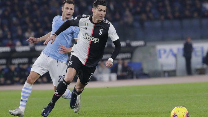 Juventus - Lazio. Włoski hit poniedziałku