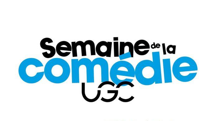 Semaine de la comédie UGC avec CINE+