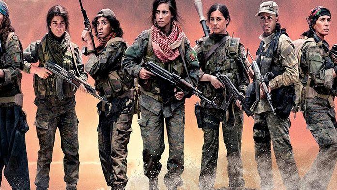 Sœurs d'armes ou les combattantes kurdes vues par Caroline Fourest