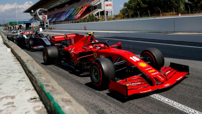 Grand Prix Belgii: wymagające Spa