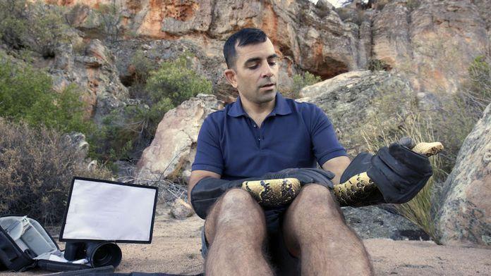 Avec Nathanaël Maury, partez traquer les reptiles aux quatre coins du monde