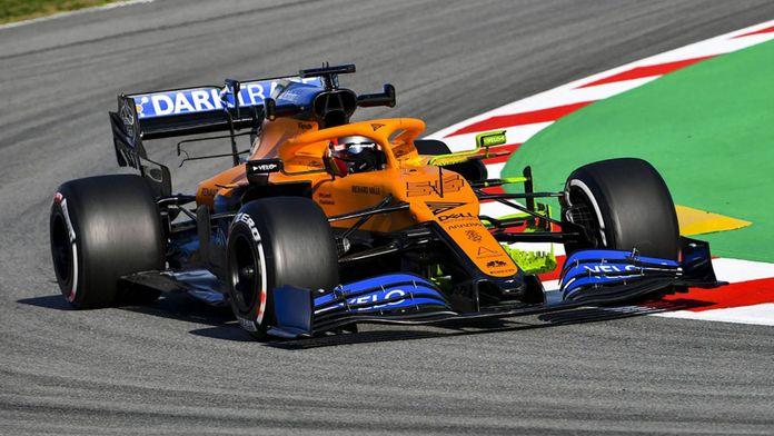 McLaren a signé les nouveaux Accords Concorde