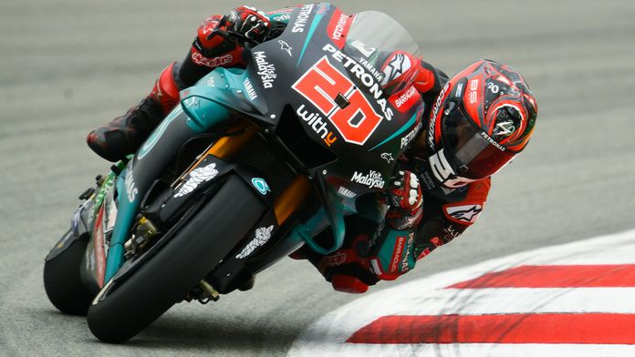 "Quartararo assume ses chances de titre : ""J'ai pris en maturité"""