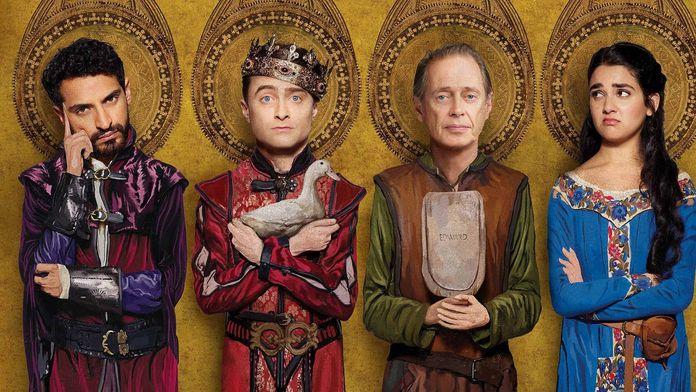 Miracle Workers saison 2 : direction le Moyen Âge pour Daniel Radcliffe et Steve Buscemi