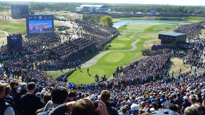 L'European Tour et la Ryder Cup continuent sur les chaînes CANAL+