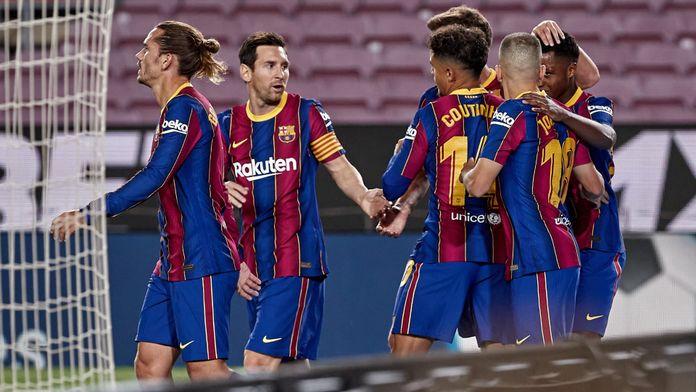 5. kolejka LaLiga Santander: hit w Barcelonie