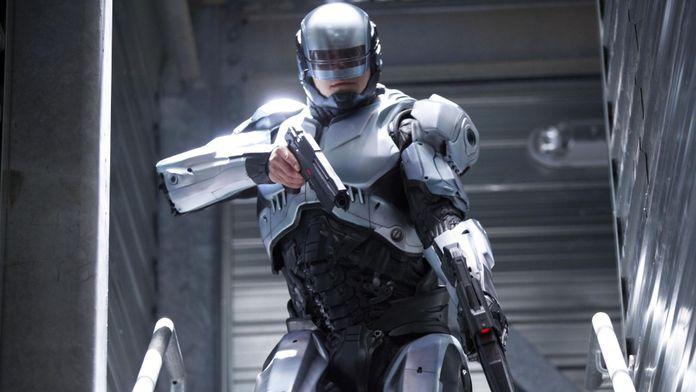 Mi-homme Mi-robot...