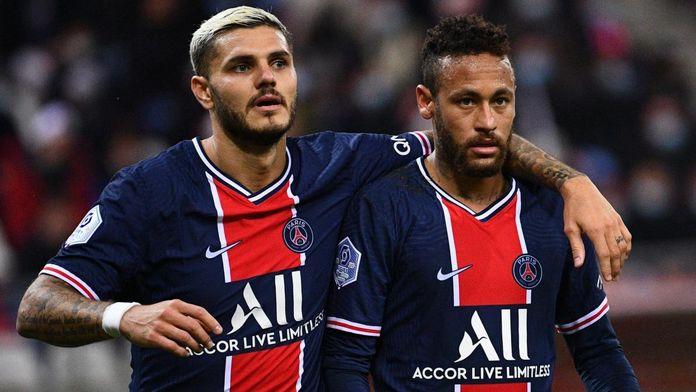 Paris et Monaco regardent vers le haut