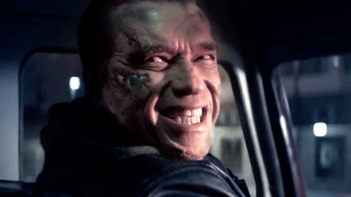 Arnold Schwarzenegger is back sur CINE+