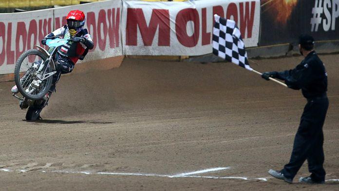 Speedway Grand Prix: jazda w Gorzowie