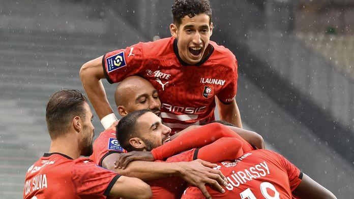 Rennes impressionne, Marseille n'avance plus