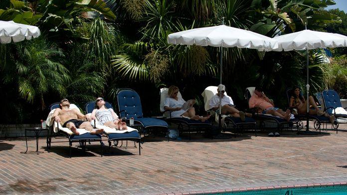 Culte à Hollywood : le Château Marmont