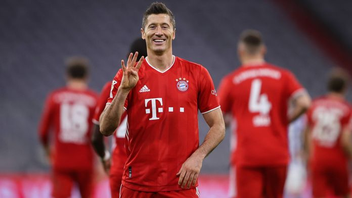 Bayern - Eintracht hitem 5. kolejki Bundesligi