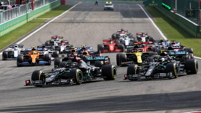 Formuła 1: Pierwsze w historii Eifel Grand Prix