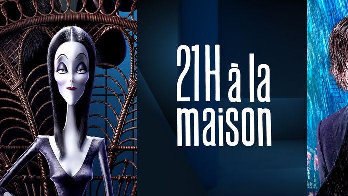 CANAL+ lance l'opération 21H A LA MAISON